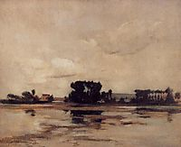Etang (also known as The Pond), c.1884, twachtman