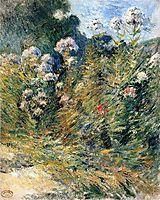 Flower Garden, c.1895, twachtman