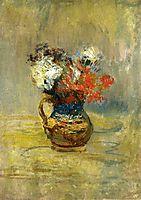 Flower Still Life, c.1899, twachtman