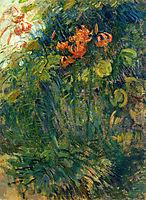 Flowers , twachtman