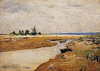 The Inlet, c.1881, twachtman