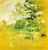 Landscape, c.1891, twachtman