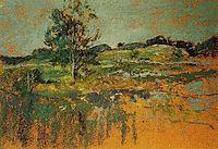 The Ledges, c.1891, twachtman