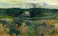 Middlebrook Farm, c.1888, twachtman