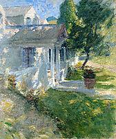 My House, c.1900, twachtman