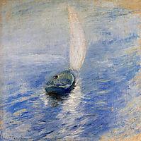 Sailing in the Mist, c.1895, twachtman