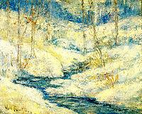 Snow Scene, twachtman