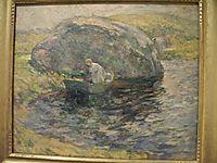 A Summer Day, 1882, twachtman