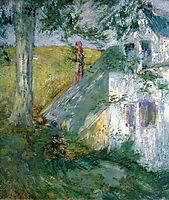 The Summer House, twachtman