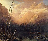 Tuckerman-s Ravine, 1873, twachtman