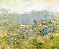 Upland Pastures, c.1899, twachtman