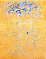 Weeds and Flowers, 1891, twachtman