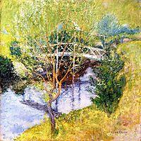 The White Bridge, c.1897, twachtman