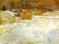Winter Landscape, c.1894, twachtman