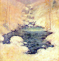 Winter Silence, 1900, twachtman