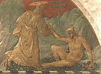 Creation of Adam, 1445, uccello