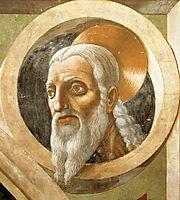 Head of Prophet, 1443, uccello