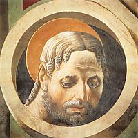 Head of Prophet, 1443, uccello