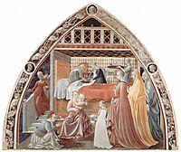 MariaBirthScene, 1440, uccello