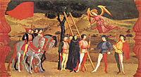 Miracle Of The Desecrated Host, uccello