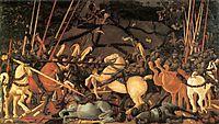 Victory over Bernardino della Ciarda, 1438, uccello