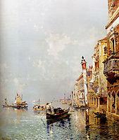 Giudecca Canal, c.1900, unterberger