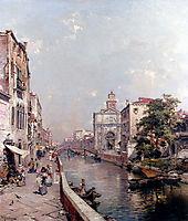 Rio St. Geronimo, Venice, unterberger