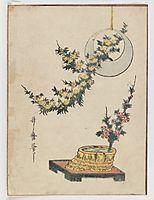 Flowers, 1806, utamaro