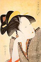 Geisha, utamaro