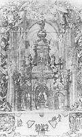 Monument to St. Ferdinand, 1671, valdes
