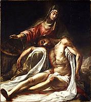 Pietà, c.1658, valdes