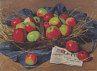 Apples, 1919, vallotton