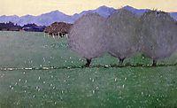 Autumn Crocuses, 1900, vallotton