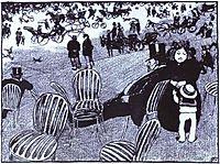 The Beautiful Sunday, 1895, vallotton