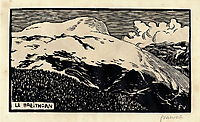 Breithorn, 1892, vallotton