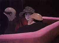 Chaste Suzanne, 1922, vallotton