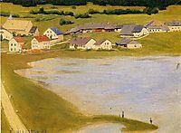 The Coal Scuttles, 1889, vallotton