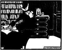Thecompelling reason, 1898, vallotton