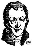 English demographer and political economist Thomas Malthus, 1897, vallotton