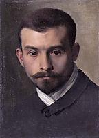 Félix Stanislas Jasinski, 1887, vallotton