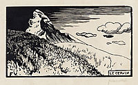 The Matterhorn (Matterhorn), 1892, vallotton