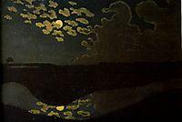 Moonlight, 1895, vallotton