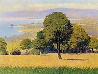 Outskirts of Lausanne, 1893, vallotton