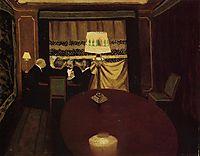 The Poker Game, 1902, vallotton