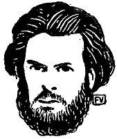 Portrait of communard Eugène Varlin, 1897, vallotton