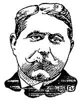 Portrait of Jean Ajalbert, 1899, vallotton