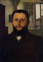 Portrait of Thadee Nathanson, 1897, vallotton