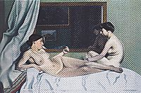 Therestof the models , 1905, vallotton