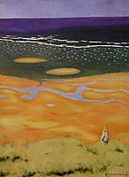The Rising Tide, 1913, vallotton