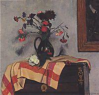 Still Life with Self-portrait , 1906, vallotton